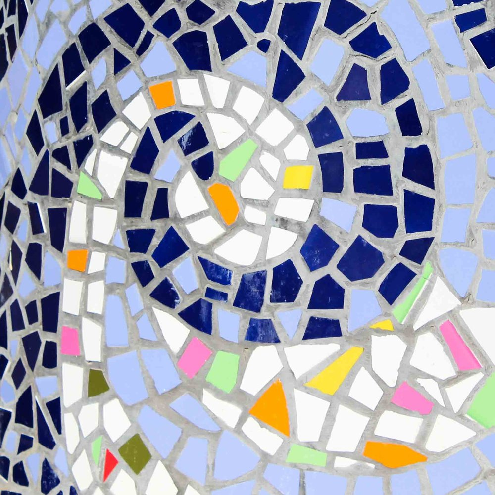 Swirl Mosaic