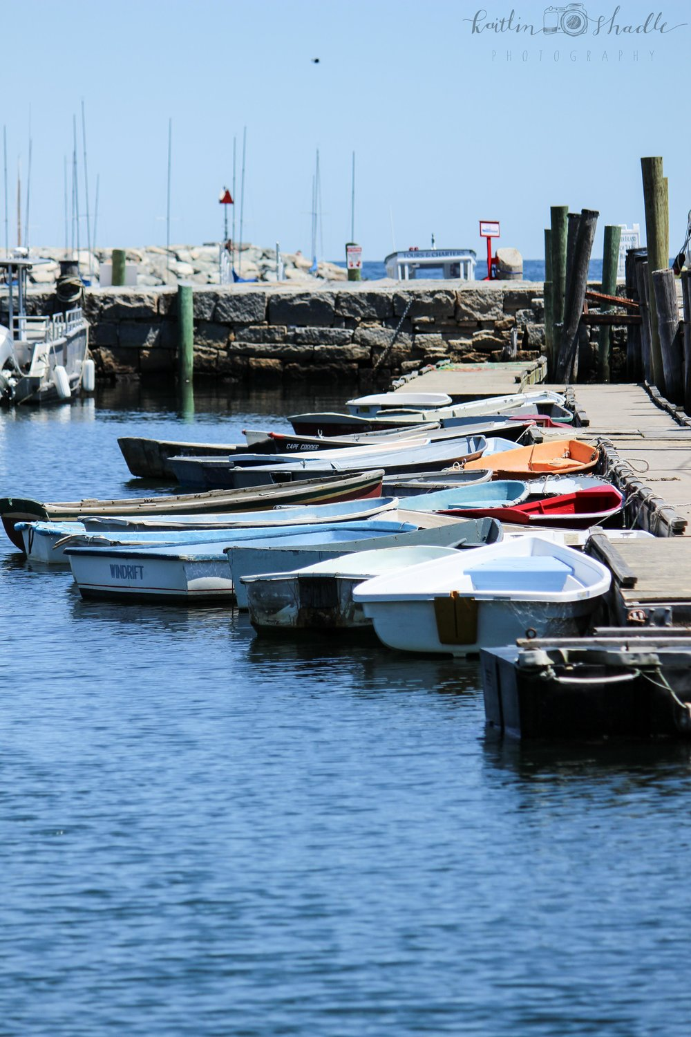 Little Boats in Rockport