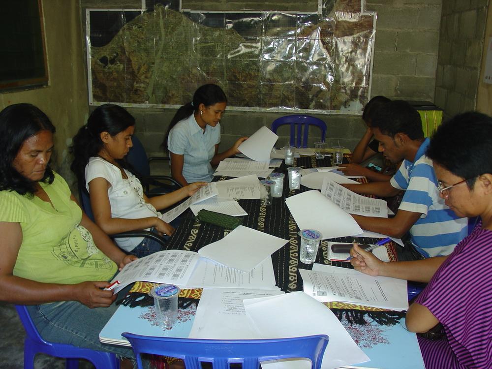 Survey training RMIT office.JPG