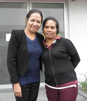 Luisa and Teresa, 2014
