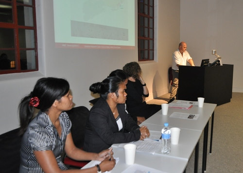 Presentations on Domestic Violence in Timor-Leste