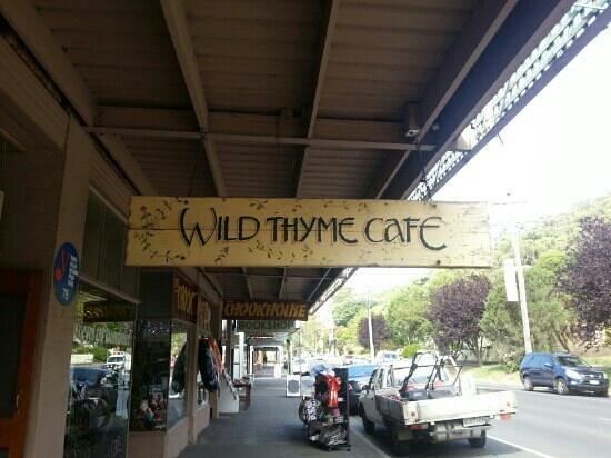 Wild Thyme Cafe