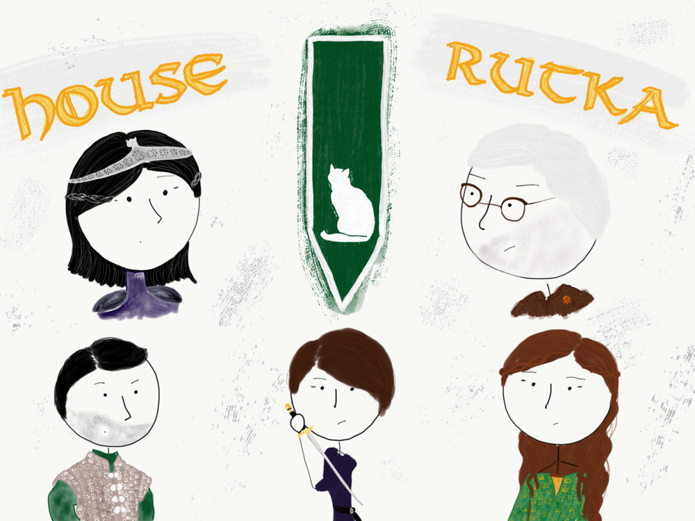 Slice of Life 14 - House Rutka GOT