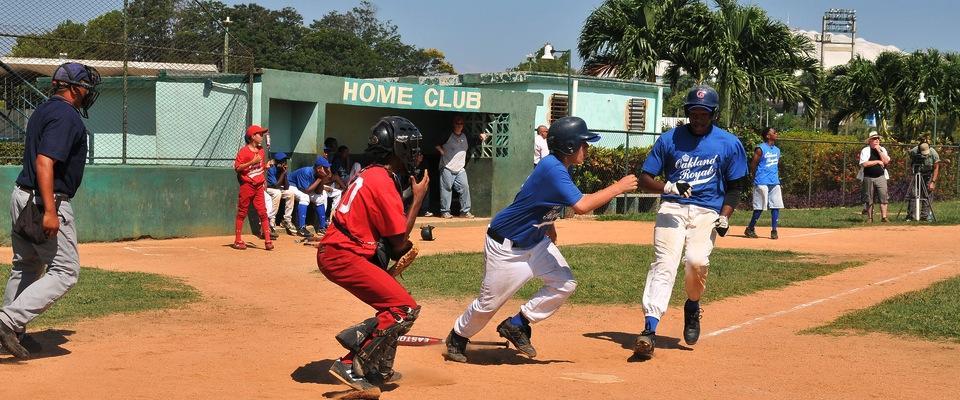 Love, Life and Baseball: A Filmmaker Follows Little Leaguers from Oakland to Havana    By Scott Ostler