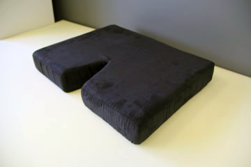 Prostate and Lower back cushions
