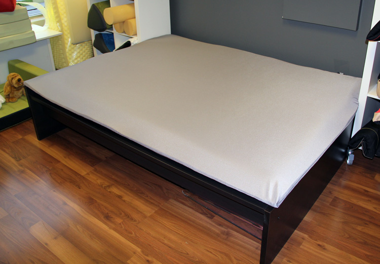 Memory Foam Toppers made right here in Canada.