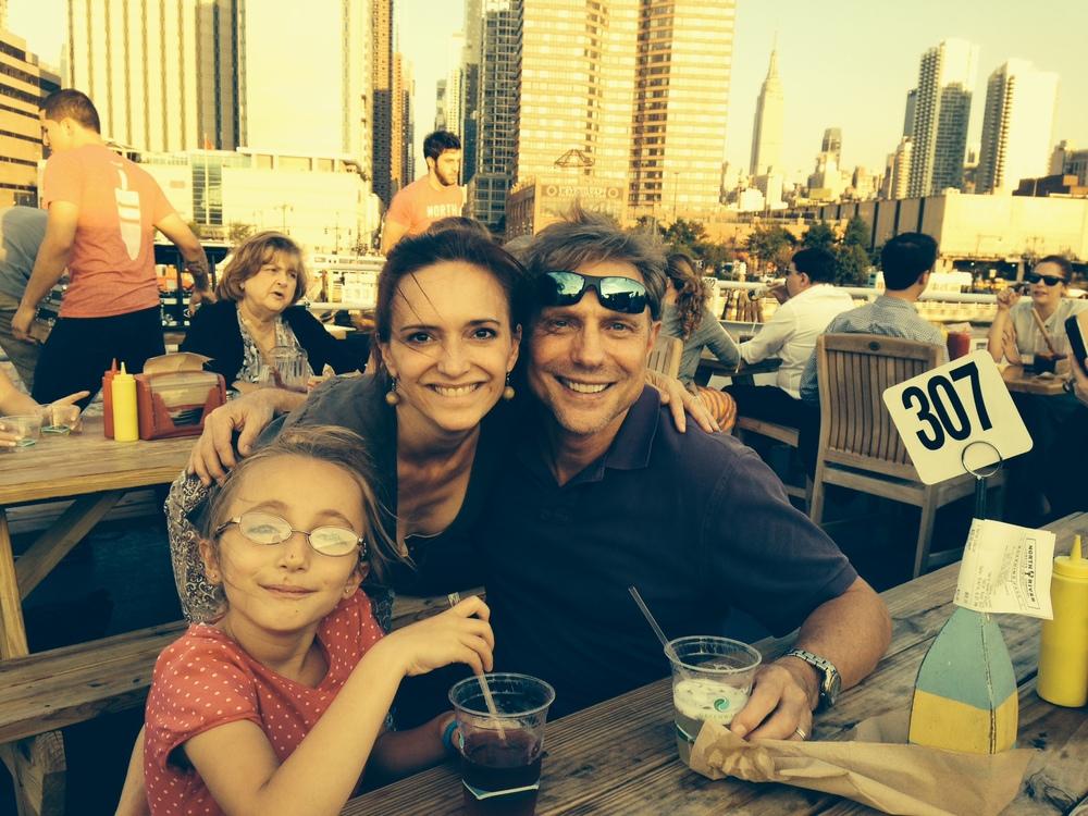 Leslie Hendricks Family