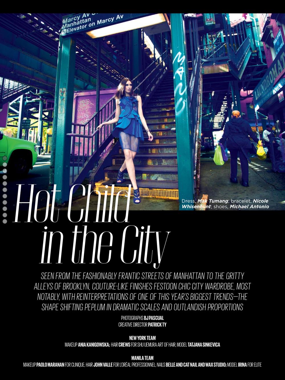 METRO Magazine | December 2012
