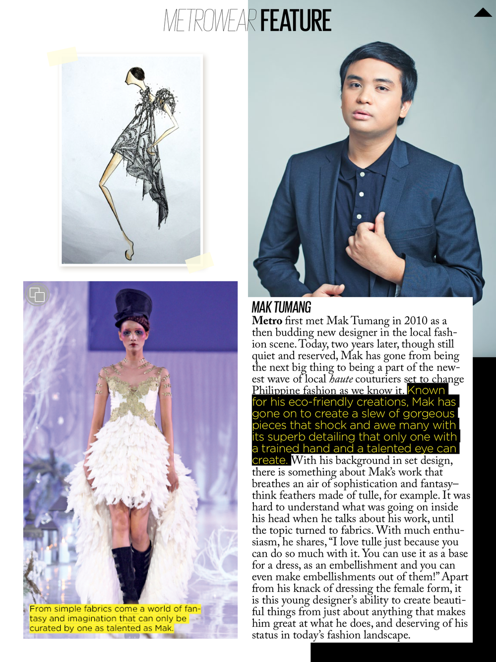 METRO Magazine | February 2013