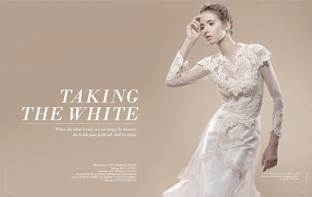 WEDDING ESSENTIALS | April-June 2012
