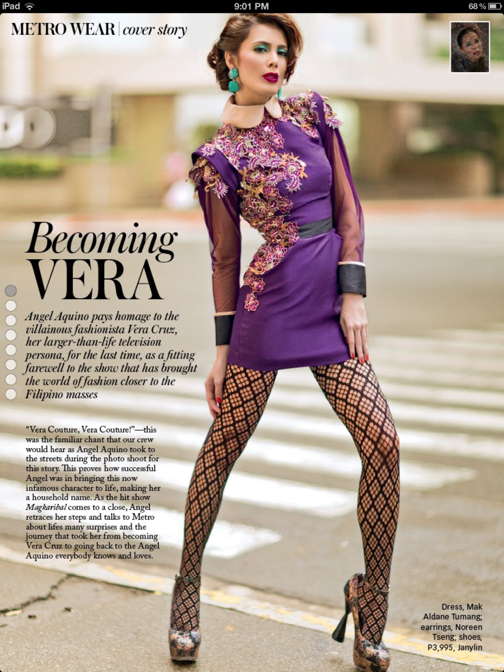 METRO Magazine | November 2010