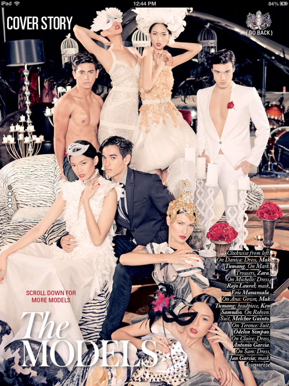 METRO Magazine | December 2011