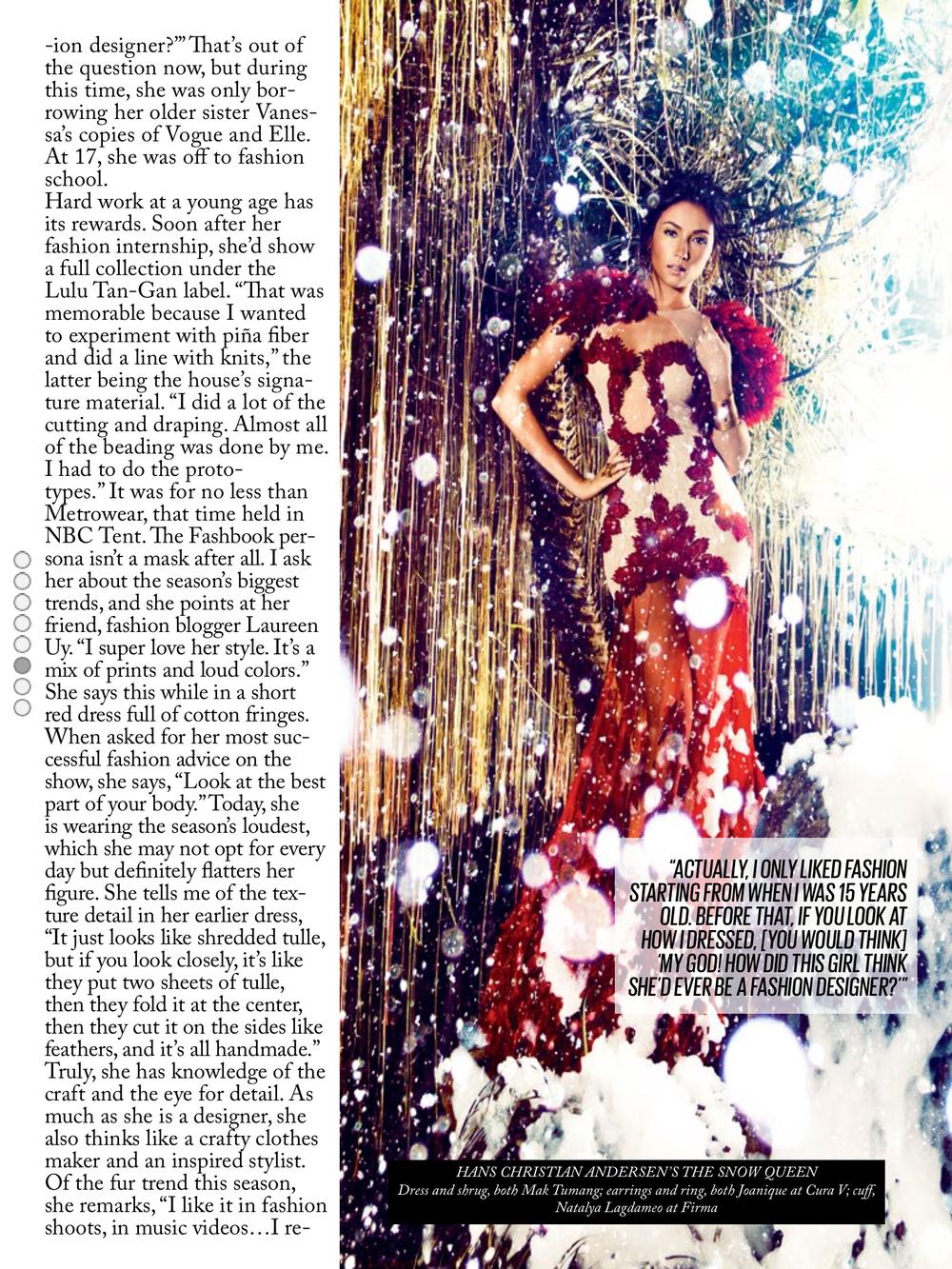 METRO Magazine | November 2012