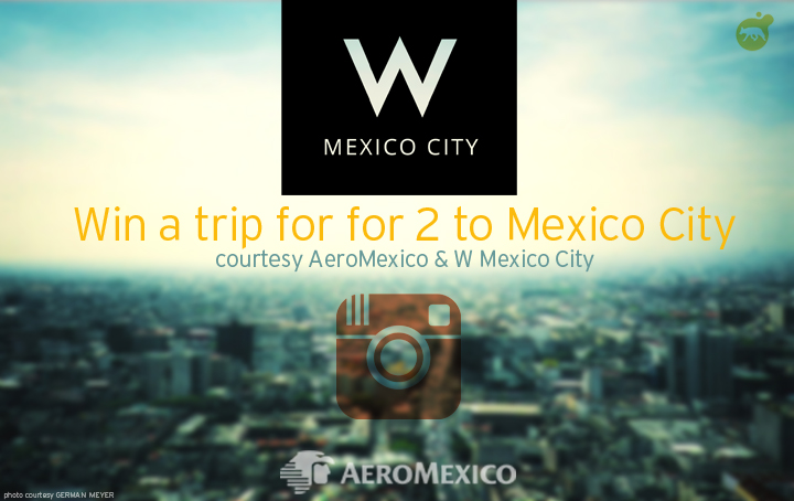 Participate in the Instagram Giveaway and get a chance to win a pair of VIP tix to Hecho en México & Musical Friends and be entered to win a trip for 2 to Mexico City!