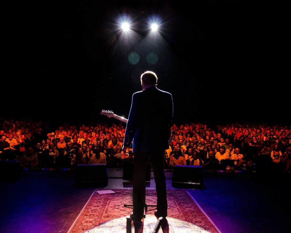 Two years ago, music icon, Glen Campbell, was diagnosed with Alzheimer's disease and told to hang up his guitar and prepare for the inevitable. Instead, Glen and his wife, Kim, went public with the diagnosis and announced that he and his family would set out on a Good Bye Tour. Even the optimist's predicted the tour would only last a couple of months. Not only did Glen exceed everyone expectation, but what began as a six-week tour quickly grew into a triumphant year of him playing sold out venues across America. The film documents this extraordinary journey as he and his family attempt to navigate the wildly unpredictable nature of Glen's progressing disease using love, laughter, and music as their medicine of choice.    Filmmaker in person for Q&A!    Directed by James Keach    Produced by Trevor Albert and James Keach     Website