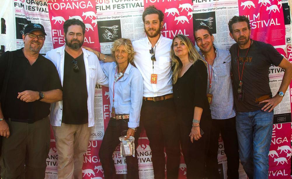 Topanga Film Institute VR panel at the 2015 Topanga Film Festival