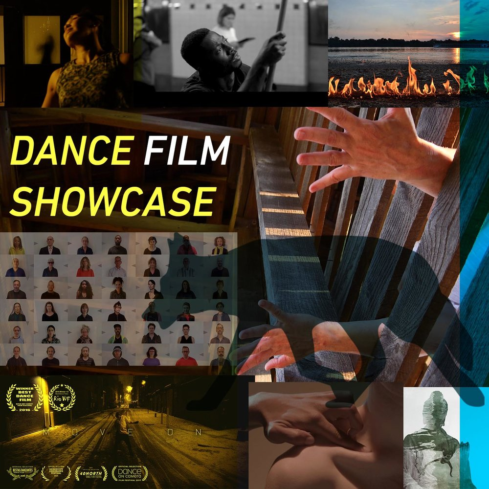 DANCE FILM SHOWCASE BY CARI ANN SHIM SHAM*