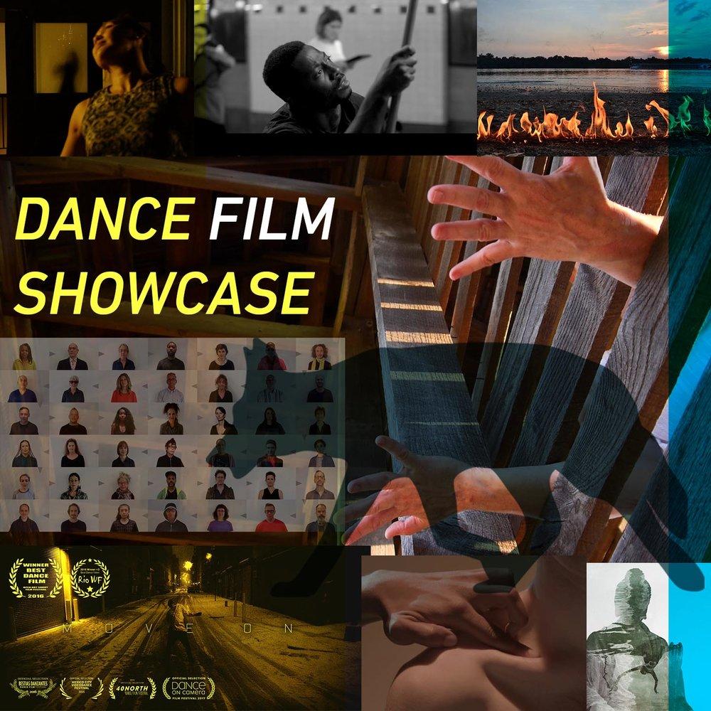 DANCE FILM SHOWCASE BY CARI ANN SHIM SHAM*