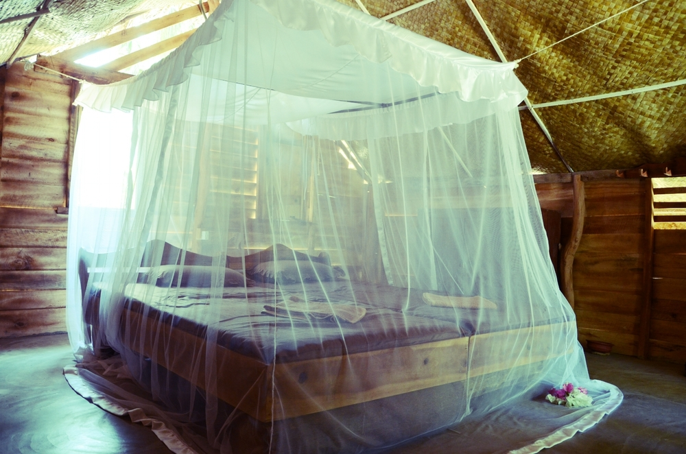 Standard cabana interior