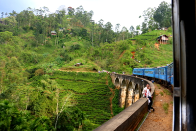 Kandy to Ella by train