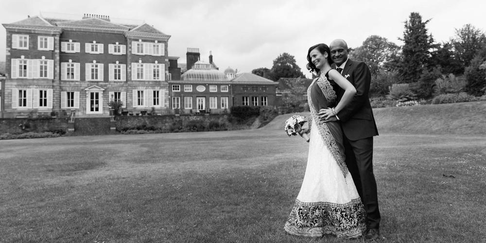 Twickenham wedding, York House