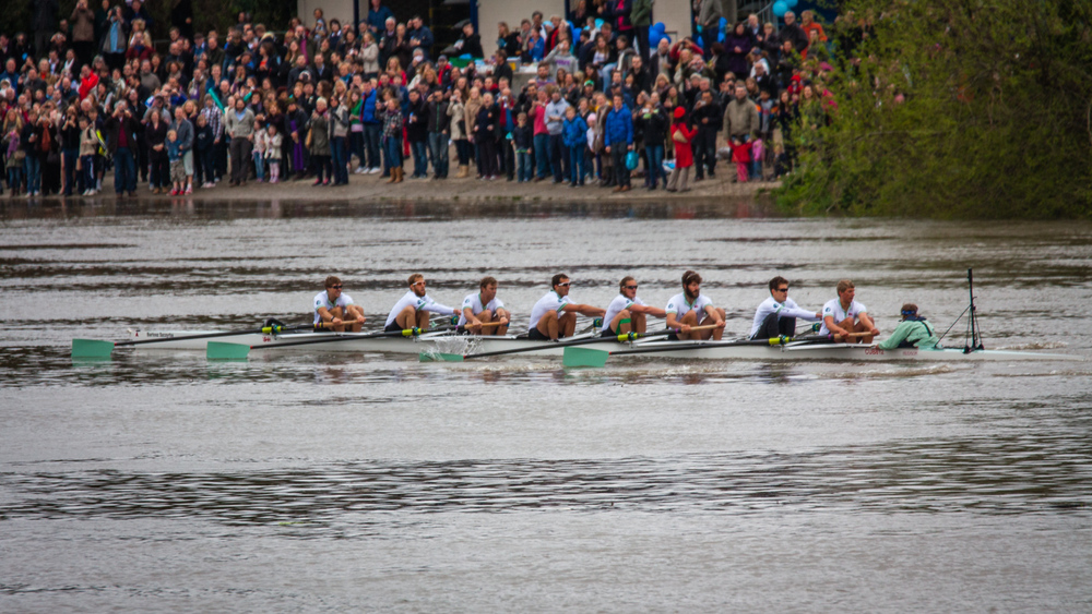 The Boat Race. Only two teams - come and watch 358 more