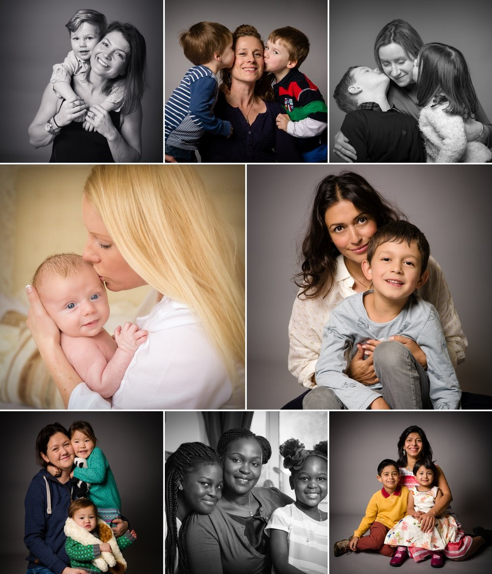 Family photography in Ealing