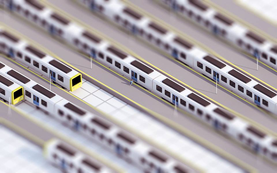 OnTrack will make the public transport system more efficient and easier to use