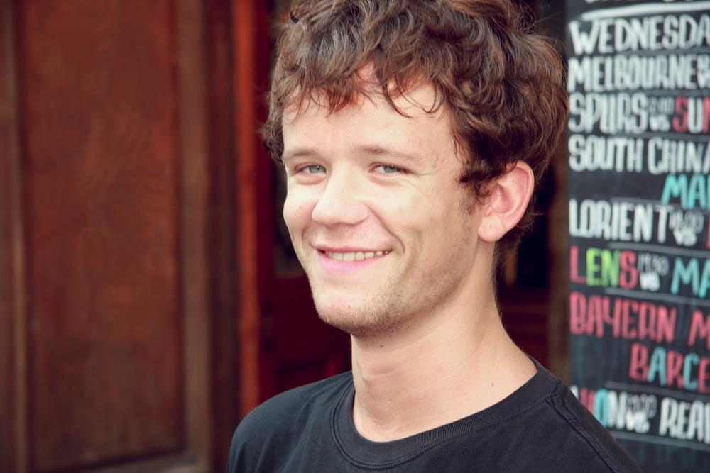 Josh George.