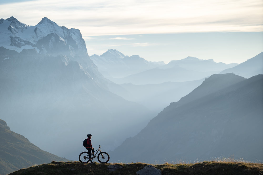 """""""Seems Every Valley we ride into is even more amazing than the last."""" -KC Deane -"""