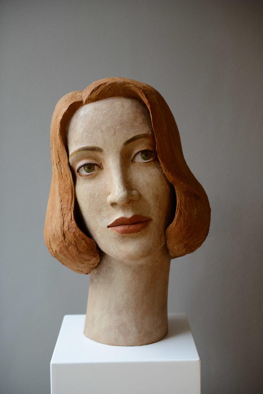 Weiblicher Kopf III