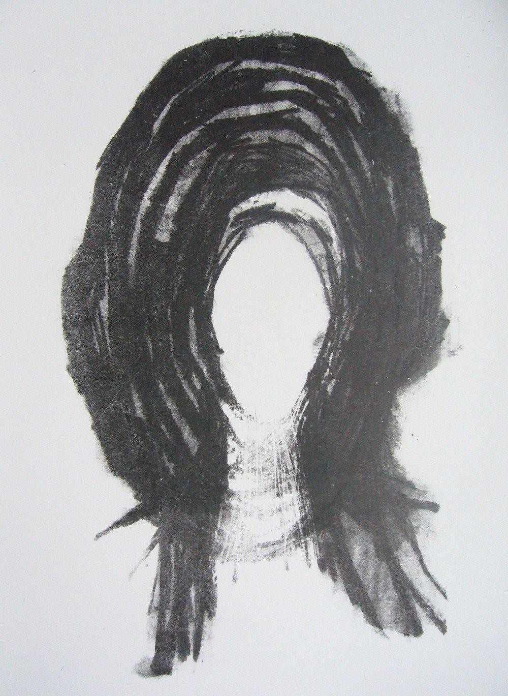 Kopf XV, e.e., 2014, 59 cm x 42 cm.JPG