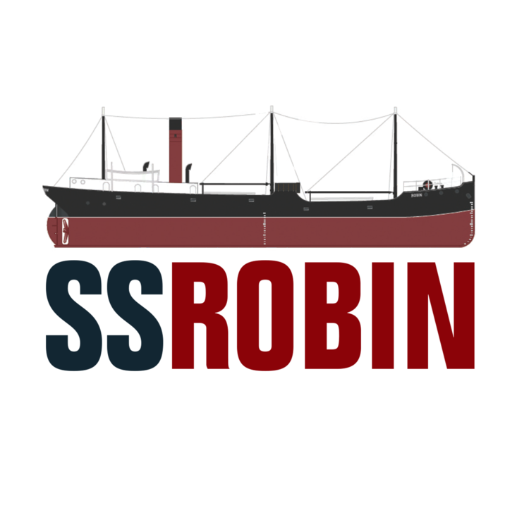 SS ROBIN AT THE ROYALS