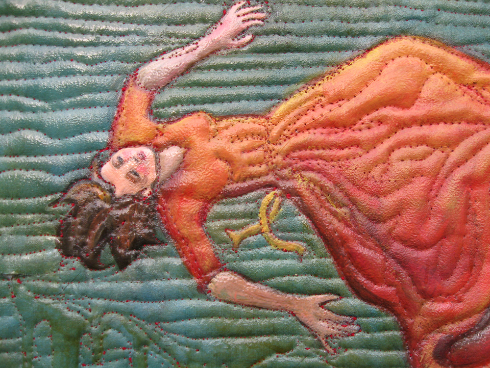 "Detail, ""The Sea Dream."""