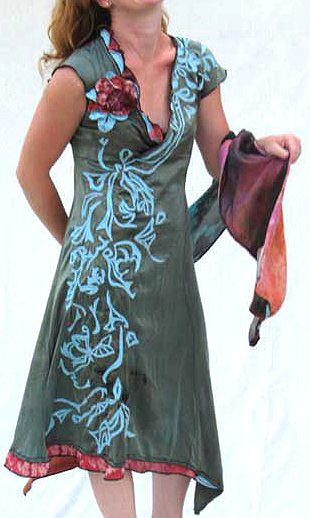 """First Prize Dress,"" 2007."