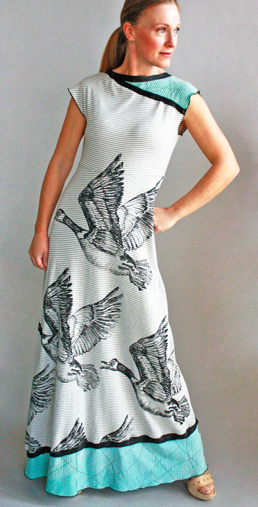 Migration Dress.