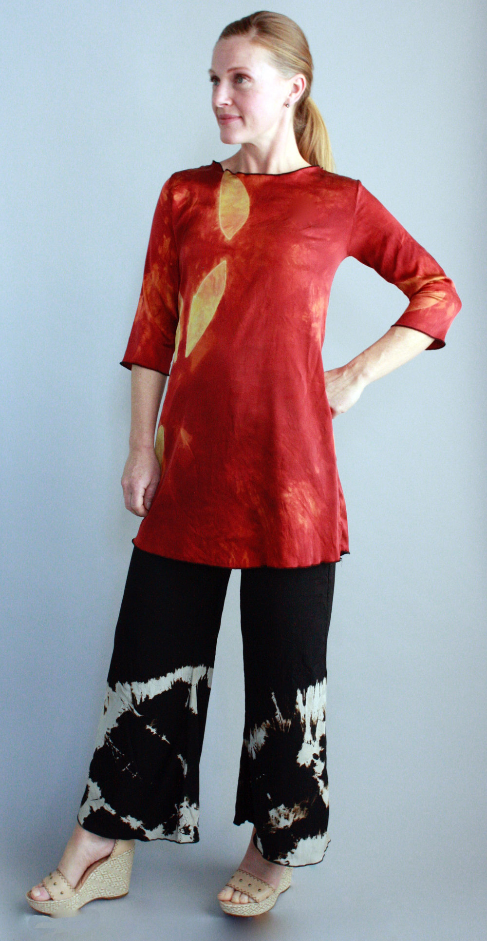 Ivy Tunic & Willow Pants.