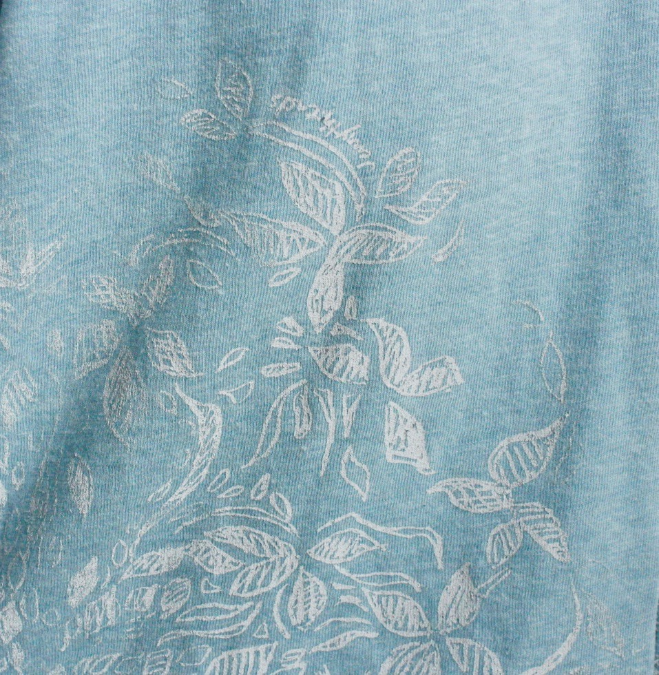 ICE BLUE RECYCLED JERSEY