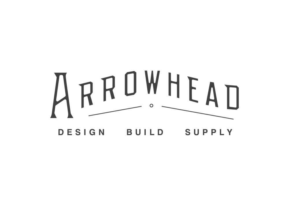 Design by Good South / Arrowhead Logo Design