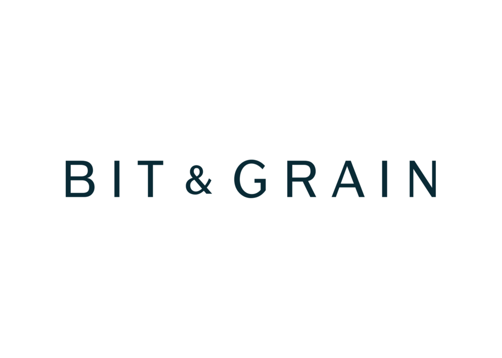 Design by Good South / Bit & Grain Logo Design