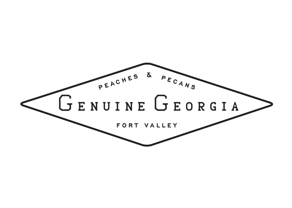 Design by Good South / Genuine Georgia Logo Design