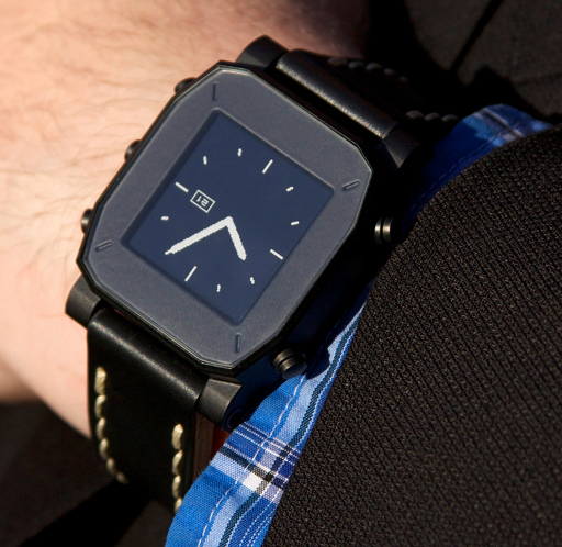 The Agent Smartwatch
