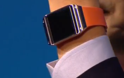 The Galaxy Gear
