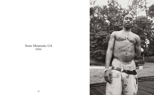 Tupac Shakur Uncategorized Book