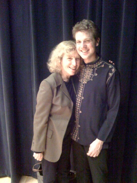 With Paula Robison (2009)