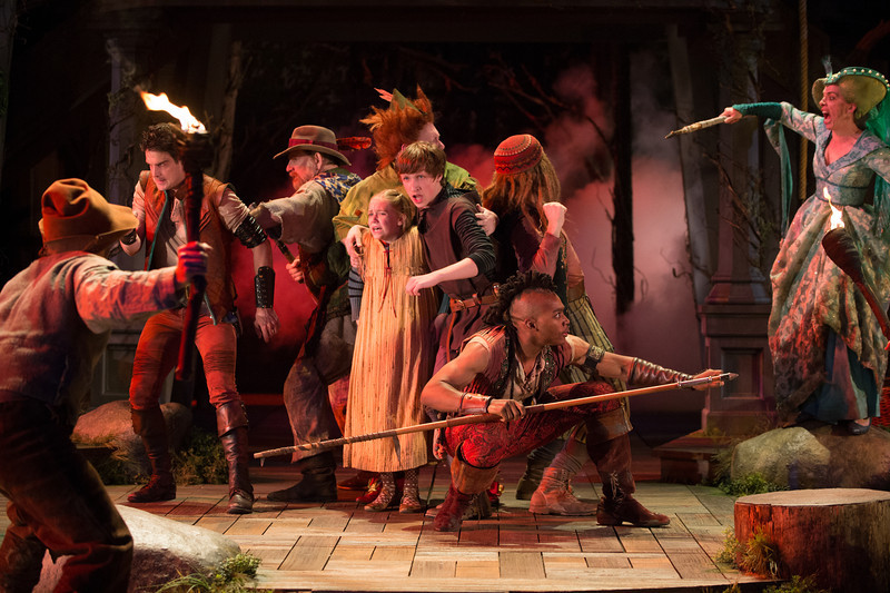 The Heart of Robin Hood  -  Oregon Shakespeare Festival