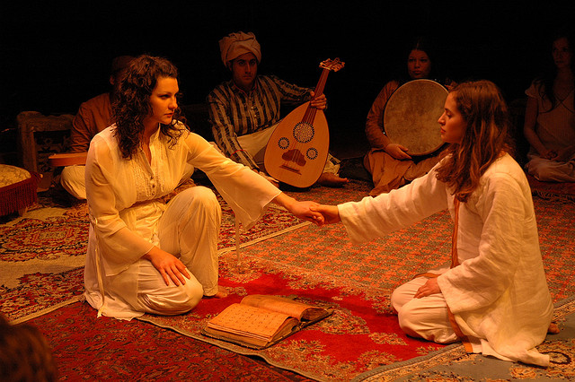 The Arabian Nights  -  University of MN Dept of Theater & Dance (2007)