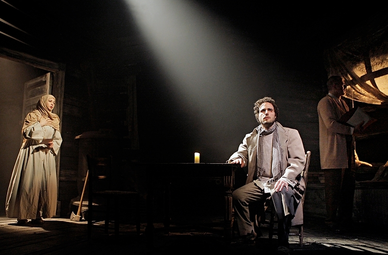 Crime and Punishment   -  Jungle Theater (2009)