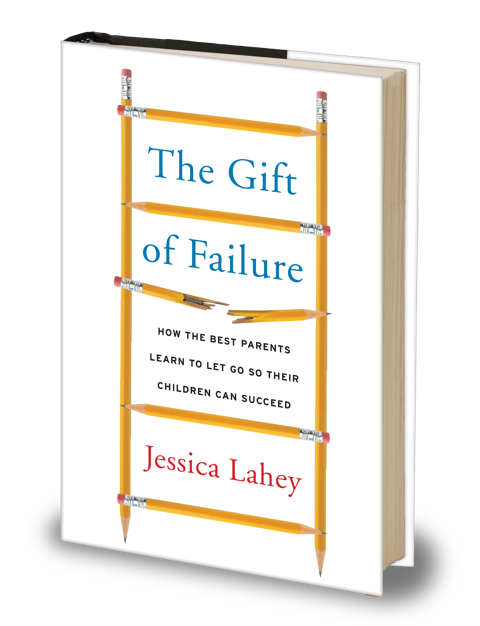 Gift of Failure book jacket