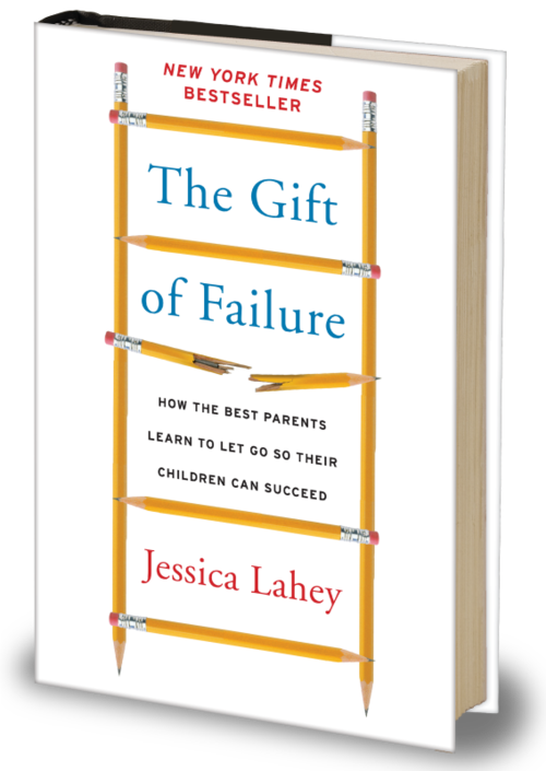 Image result for the gift of failure